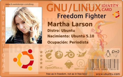 Carné Ubuntu